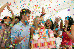 Tips on Throwing the Best Big Birthday Event